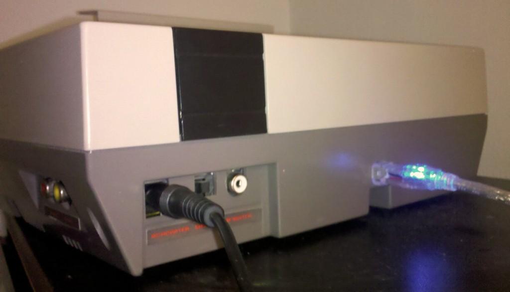 USB NES
