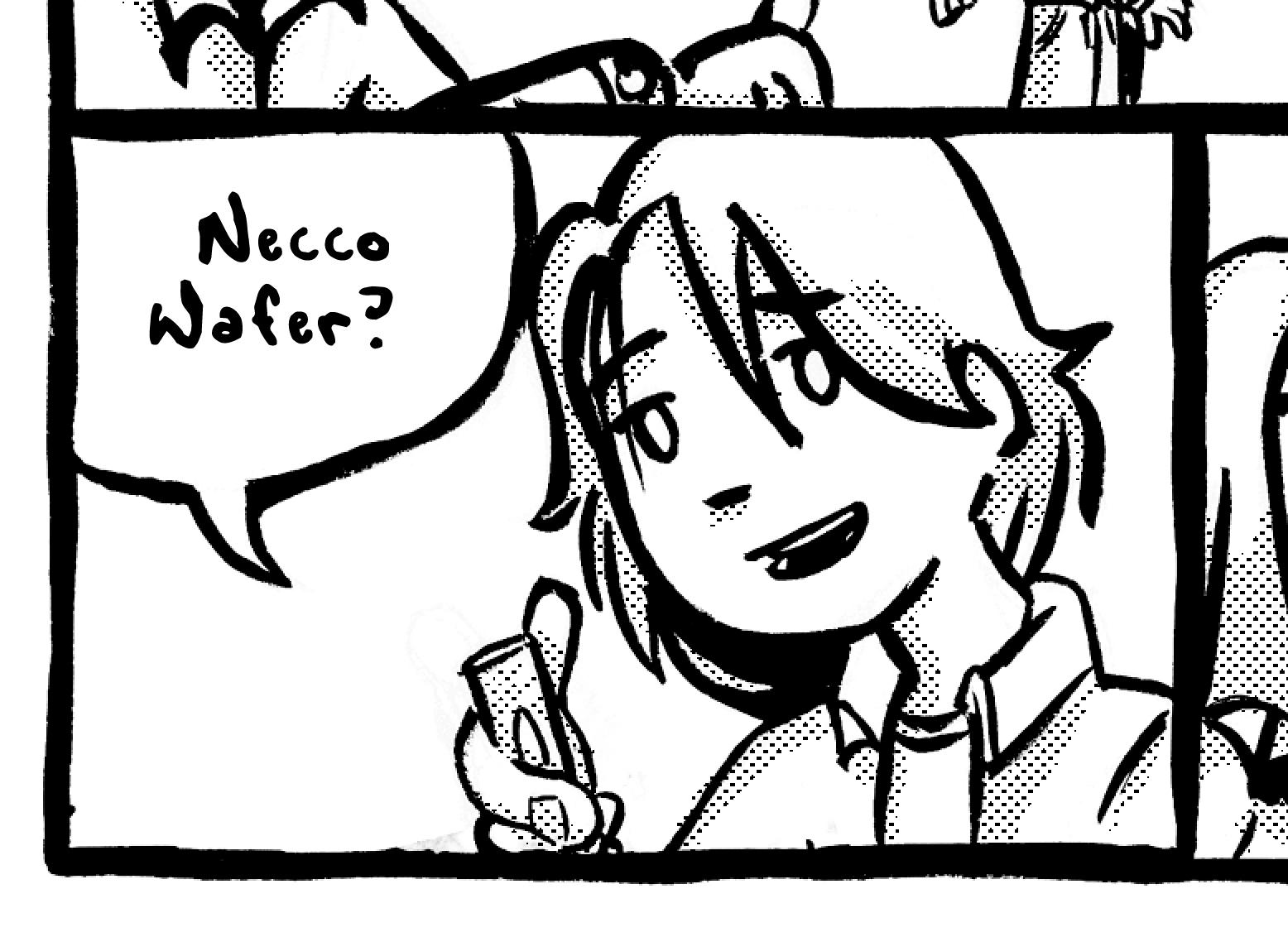 Necco Wafer