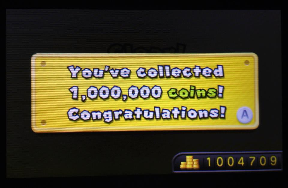 One Million Coins