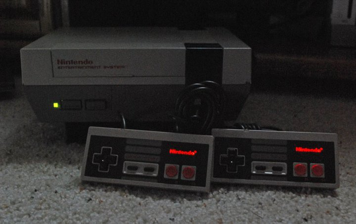 Stereo NES Front