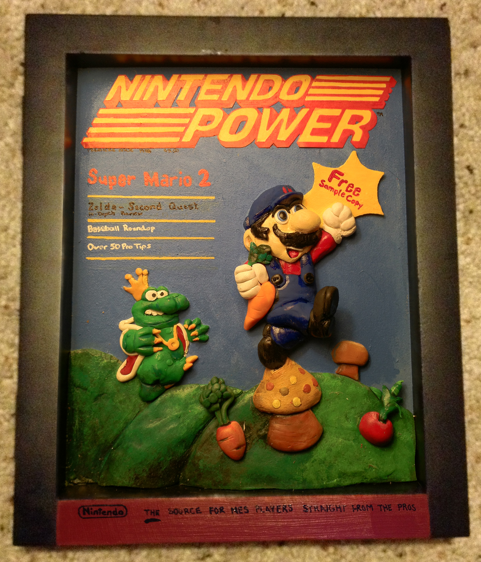 Nintendo Power 2.5D