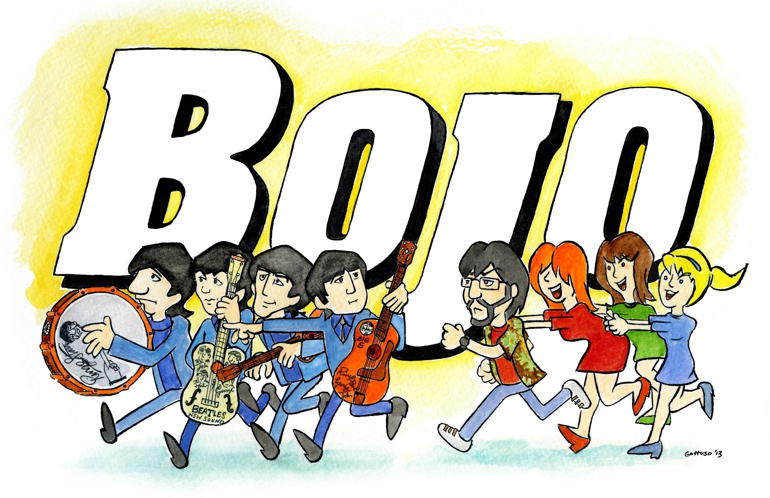 Bojo eCatalog Cover