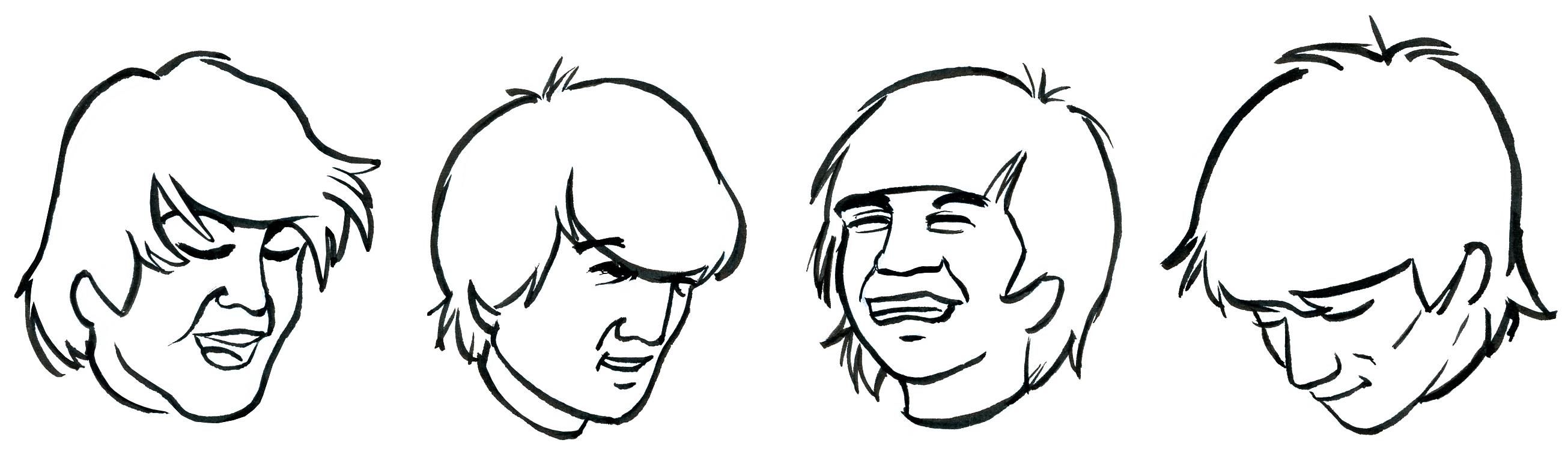 Beatle Heads