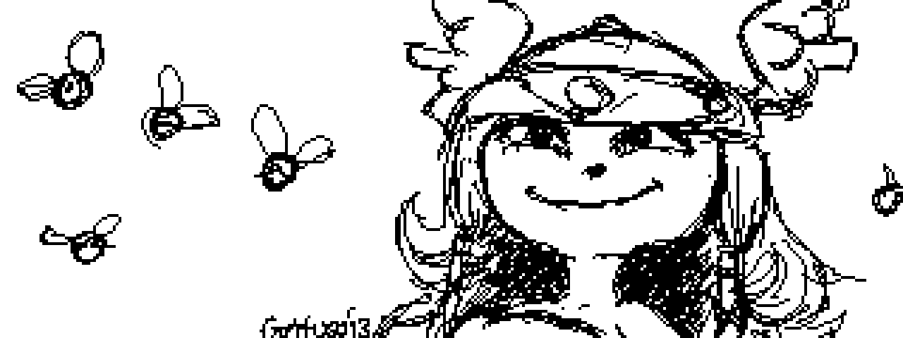 Miiverse: Rayman Legends Sketch