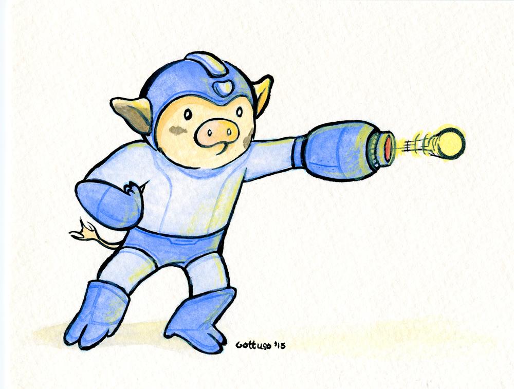 Mega Pig