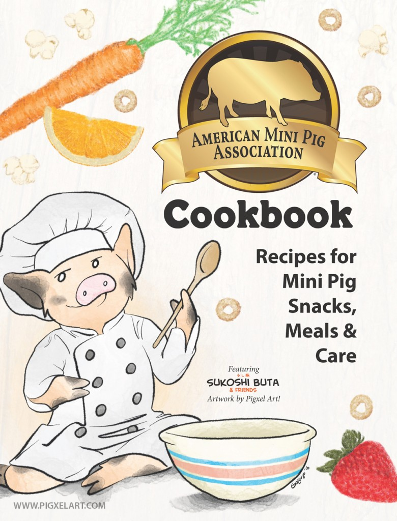 AMPA Cookbook Cover