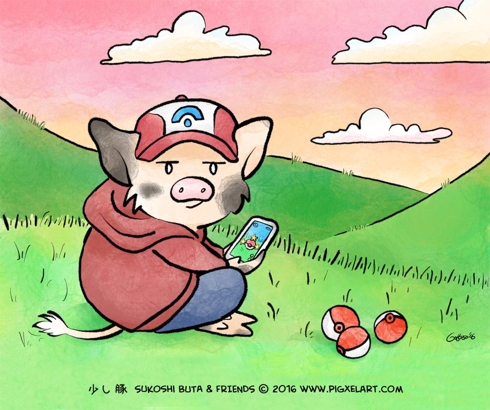 Poke Pigs GO